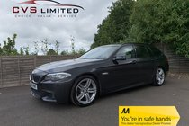 BMW 5 SERIES 520d M Sport Touring 5dr Automatic