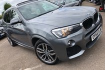 BMW X3 XDRIVE20d M SPORT AUTO PANORAMIC ROOF