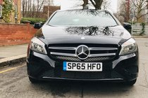 Mercedes A Class A180 CDI BLUEEFFICIENCY SPORT
