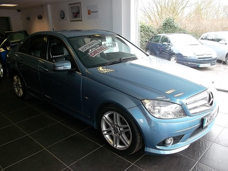 mercedes c class 2 1 c 200 cdi blueefficiency sport chana car centre. Black Bedroom Furniture Sets. Home Design Ideas