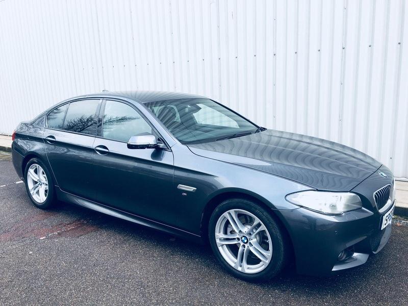 BMW 5 SERIES
