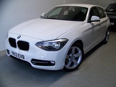 BMW 1 SERIES 2.0 120d SPORT