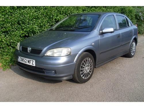 Vauxhall Astra 1.4I 16V LS