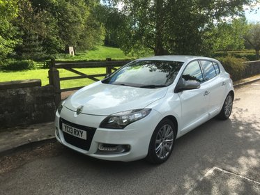 Renault Megane GT LINE TOMTOM ENERGY DCI S/S