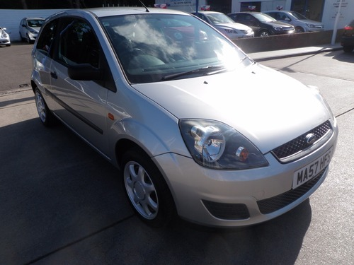 Ford Fiesta 1.25I STYLE
