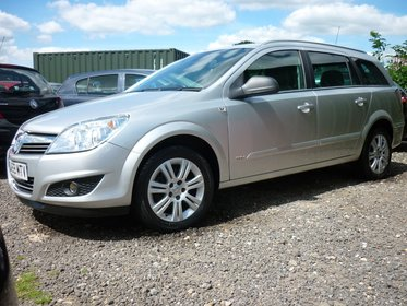 Vauxhall Astra DESIGN 1.6