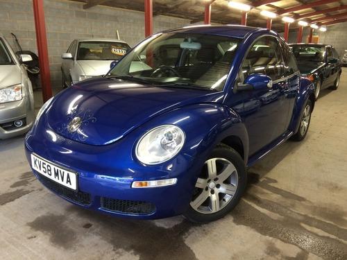 Volkswagen Beetle 1.4 LUNA