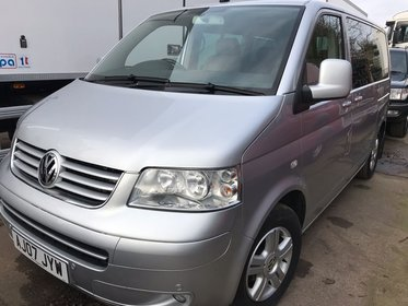 Volkswagen Caravelle 2.5 TDI PD 130 PS Executive Highline
