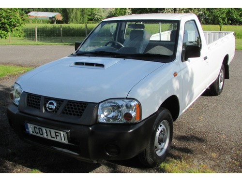 Nissan Pick Up D22 Single CAB 4X2