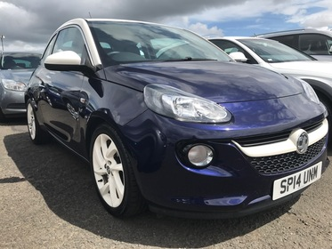 Vauxhall ADAM 1.4 JAM 87PS