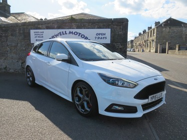 Ford Focus 2.0 TDCI ST-3 185PS
