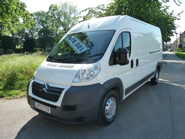 Citroen Relay 35 Heavy L3H2 2.2 HDI 130ps