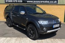 Mitsubishi L200 DI-D 4X4 WARRIOR LB DCB LIMITED EDITION BROWNING