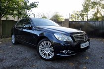 Mercedes C Class 2.1 C 220 CDI BLUEEFFICIENCY ELEGANCE EDITION 125