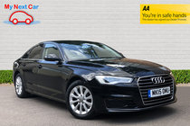 Audi A6 TDI ULTRA SE 1 OWNER FSH ULEZ COMPLIANT