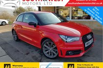 Audi A1 1.4 TFSI S line Style Edition 122PS