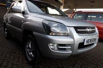 Kia Sportage 2.0 CRDI XE Auto 2WD