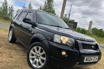 Land Rover Freelander TD4 SPORT STATION WAGON