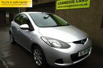 Mazda 2 TS2 - 12 MONTHS MOT AT POS, 6 SERVICE STAMPS,, WARRANTY & AA