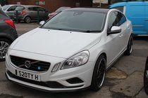 Volvo S60 D5 (215 ps) R-Design - Very Rare Manual Version, Optional 20