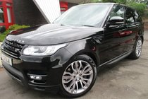 Land Rover Range Rover Sport SDV6 HSE DYNAMIC