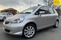 Honda Jazz DSI SE used car in silver