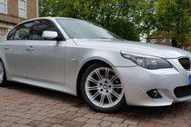 BMW 5 SERIES 525i M SPORT