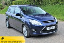 Ford Grand C-Max 2.0 TDCi Titanium Automatic