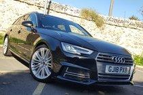 Audi A4 AVANT TFSI S LINE