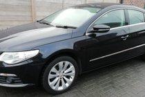 Volkswagen Passat TDI CC DSG SAT NAV