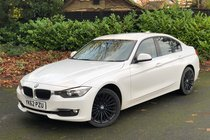 BMW 3 SERIES 318d LUXURY
