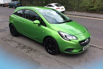 Vauxhall Corsa EXCITE AC ECOFLEX BUY NO DEP & £32 A WEEK T&C