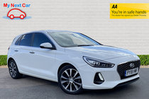 Hyundai I30 CRDI PREMIUM TOP OF THE RANGE MODEL!