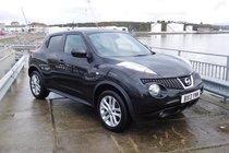 Nissan Juke TEKNA DCI #FINANCEAVAILABLE