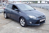Ford Focus 1.6 TDCI ZETEC 115PS