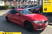 BMW 4 SERIES 435d XDRIVE LUXURY GRAN COUPE