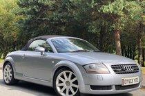Audi TT ROADSTER QUATTRO (225BHP)