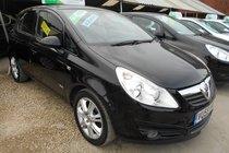Vauxhall Corsa DESIGN 16V TWINPORT