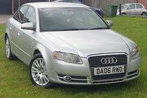 Audi A4 TDI SE TDV