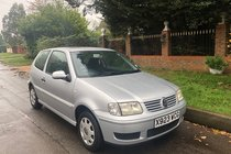 Volkswagen Polo MATCH 60BHP