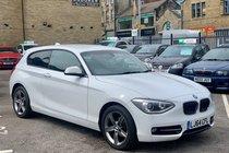 BMW 1 SERIES 114i Sport 1.6 Petrol 3dr Hatchback