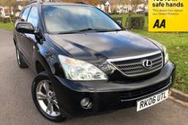 Lexus RX 400H SE-F.S.H-Just Serviced-Clean Example