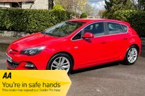 Vauxhall Astra TECH LINE GT CDTI S/S