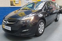 Vauxhall Astra DESIGN CDTI ECOFLEX S/S *APPLY FOR INSTANT FINANCE ON OUR WEBSITE* 1 OWNER*