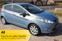 Ford Fiesta ZETEC - FULL MOT - ANY PX WELCOME