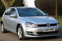 Volkswagen Golf Match TDI 1.6 105 PS