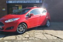Ford Fiesta ZETEC BUY NO DEPOSIT & ONLY £32 A WEEK T&C APPLY