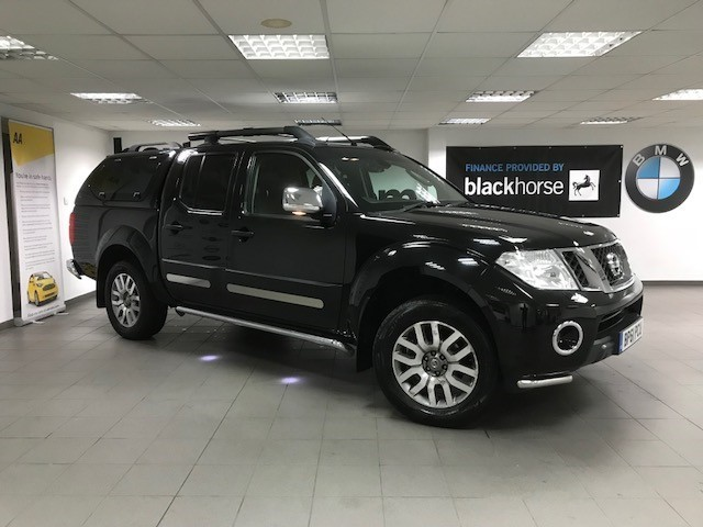 nissan navara 3 0 dci v6 outlaw double cab auto 4wd now sold. Black Bedroom Furniture Sets. Home Design Ideas