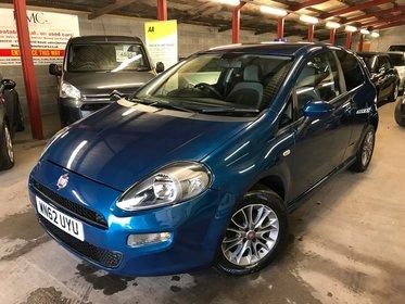 Fiat Punto 1.4 8v GBT