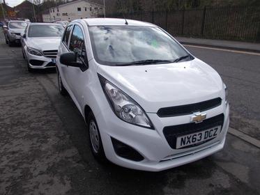 Chevrolet Spark 1.0 LS - BUY NO DEPOSIT £21 A WEEK